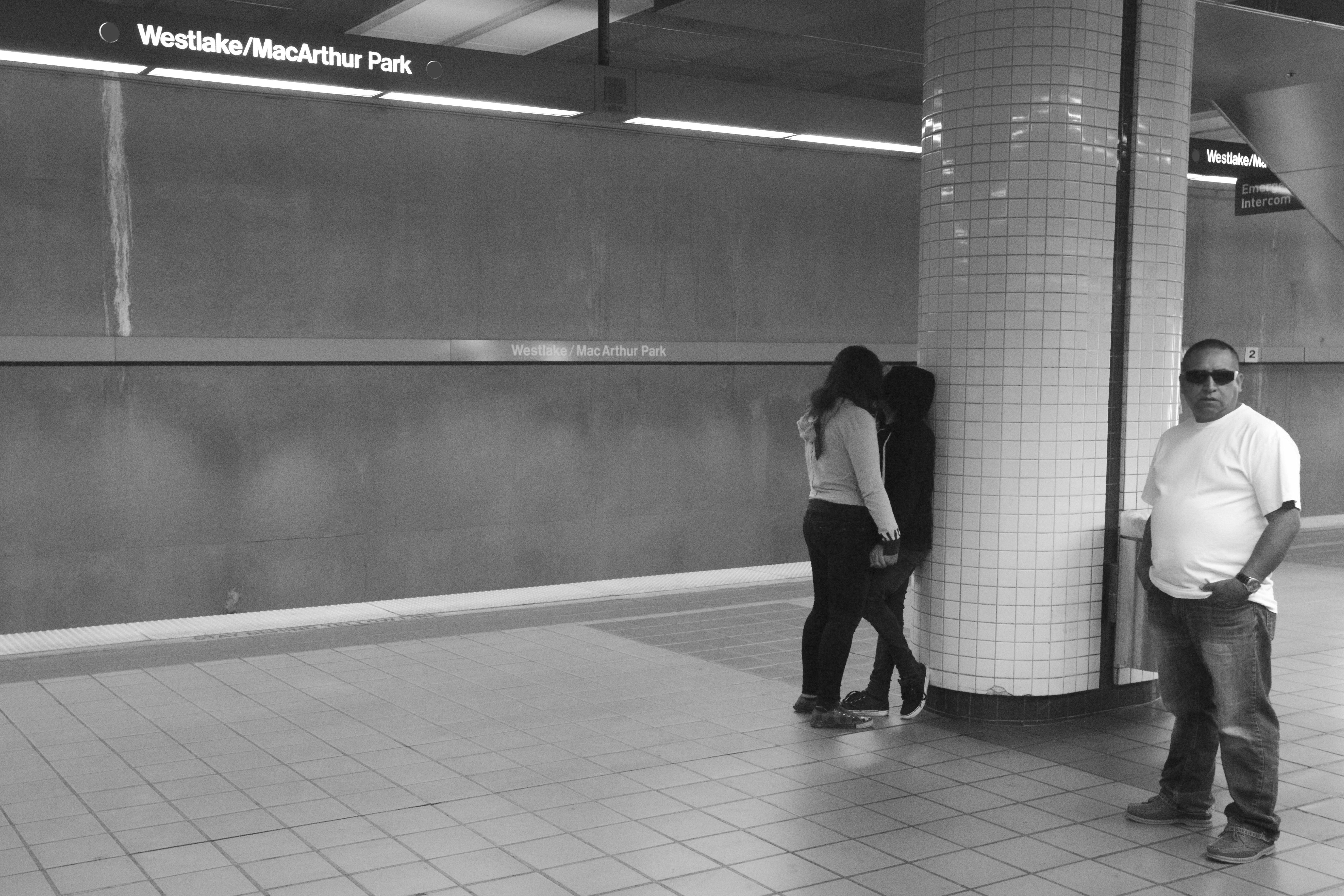 Underground lovers