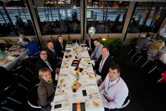 2013 Cloud Leadership Dinner - San Francisco