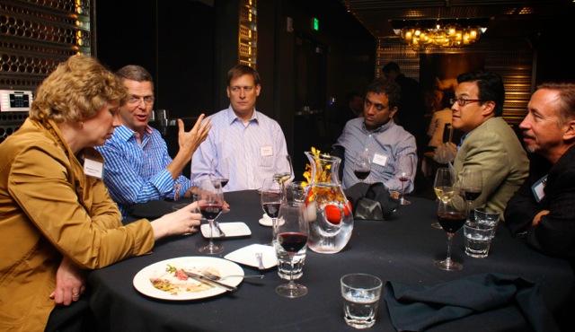 Margaret Craig, CEO, Signiant; Michael Skok, General Partner, North Bridge Venture Partners; Jim Forester, Co-Founder, VP CSAT, Newforma; Prat Moghe, Founder & CEO, Cazena; David Lam, Managing Director, WestSummit Capital; David Obershaw, Lecturer, Stanford University