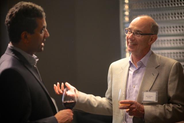 Prat Moghe, Founder & CEO Cazena; Don Bulens, CEO, Unidesk