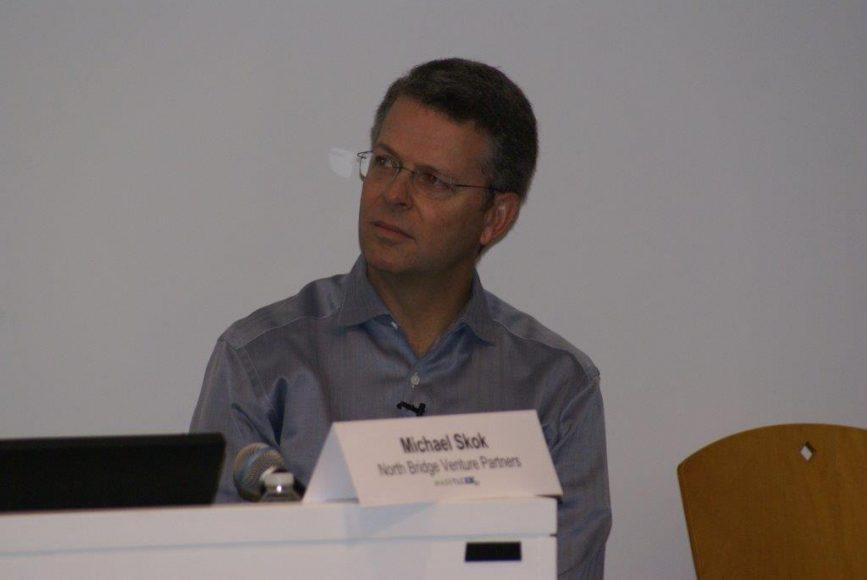 Michael Skok, General Partner North Bridge