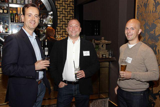Eric Jones, Partner, NBVP; Cory Von Wallenstein, CTO, Dyn; Rob Gonzalez, Co-Founder / VP Marketing, Salsify