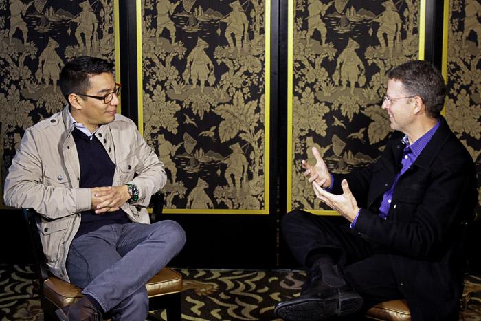 Michael Skok interviewing Elias Torres, VP Engineering,  Hubspot