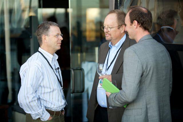 Michael Skok, Partner, North Bridge Venture Partners; John Street. CEO, Pax8