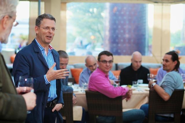 Michael Skok, Partner, North Bridge Venture Partners