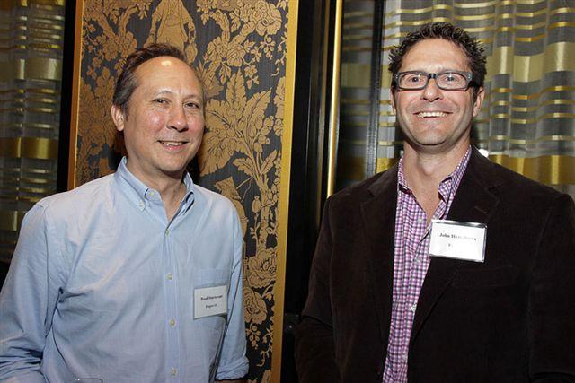 eed Sturtevant, Managing Director, Project 11;  John Humphreys, VP Marketing, eGenera